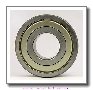 ISO 7240 BDT angular contact ball bearings