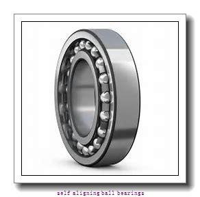 75 mm x 130 mm x 31 mm  ISB 2215 KTN9 self aligning ball bearings