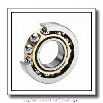 40 mm x 80 mm x 18 mm  Timken 7208WN angular contact ball bearings