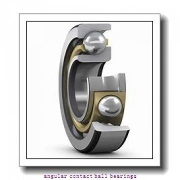 ISO 7417 BDF angular contact ball bearings