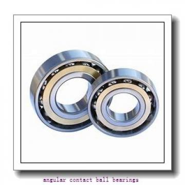 20 mm x 47 mm x 14 mm  SKF 7204 CD/P4A angular contact ball bearings