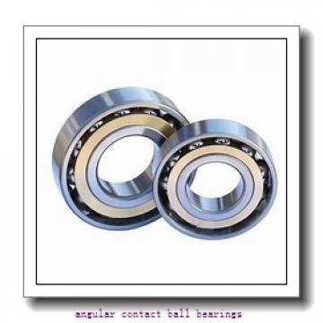 45 mm x 75 mm x 16 mm  SKF S7009 ACD/P4A angular contact ball bearings