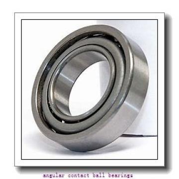 50,8 mm x 101,6 mm x 30,1625 mm  RHP QJL2 angular contact ball bearings