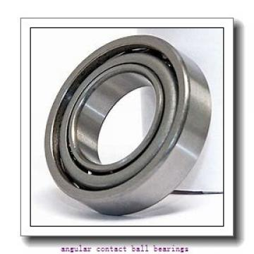 ISO 71810 A angular contact ball bearings