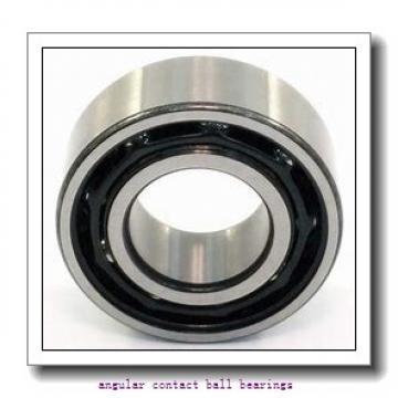 55 mm x 90 mm x 18 mm  SKF 7011 CD/P4AH1 angular contact ball bearings