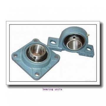 SNR USFAE207 bearing units