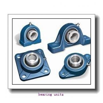 45 mm x 16 mm x 35 mm  NKE PTUEY45 bearing units