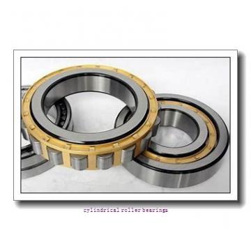 75 mm x 115 mm x 20 mm  NKE NU1015-E-MPA cylindrical roller bearings