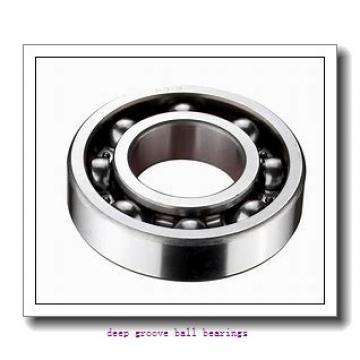 45 mm x 68 mm x 12 mm  ZEN 61909-2RS deep groove ball bearings