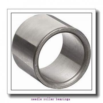 12 mm x 28 mm x 12 mm  INA NAO12X28X12-IS1 needle roller bearings