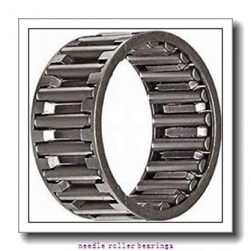 95,25 mm x 152,4 mm x 63,5 mm  NSK HJ-729640 + IR-607240 needle roller bearings