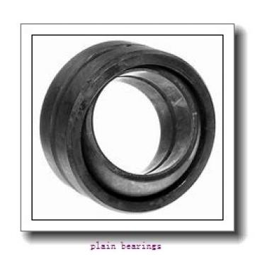 35 mm x 55 mm x 25 mm  ISB SA 35 ES plain bearings