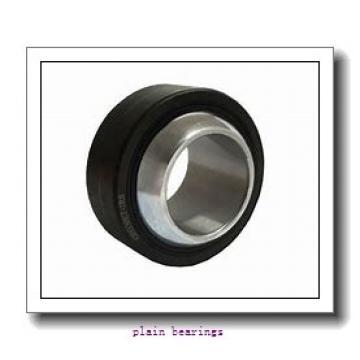 125 mm x 180 mm x 125 mm  LS GEEW125ES plain bearings