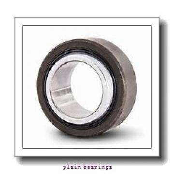 25 mm x 29,6 mm x 31 mm  ISO SAL 25 plain bearings