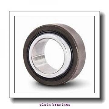 40 mm x 105 mm x 27 mm  LS GX40T plain bearings