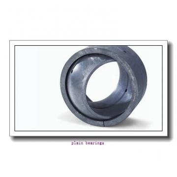 120 mm x 180 mm x 38 mm  LS GAC120S plain bearings