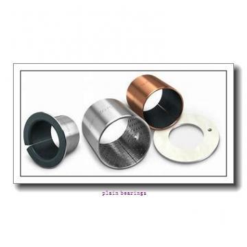 25 mm x 29,6 mm x 31 mm  ISO SAL 25 plain bearings