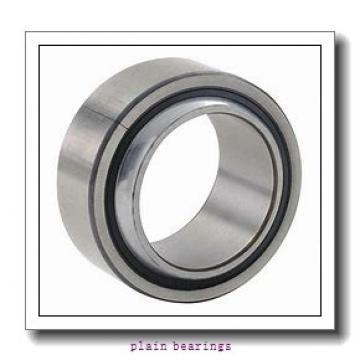 20 mm x 46 mm x 20 mm  NMB SBT20 plain bearings