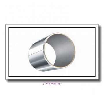 160 mm x 165 mm x 80 mm  SKF PCM 16016580 E plain bearings