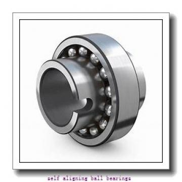 65 mm x 140 mm x 33 mm  NKE 1313-K self aligning ball bearings