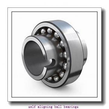 80 mm x 170 mm x 39 mm  NKE 1316 self aligning ball bearings