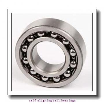 80 mm x 140 mm x 26 mm  ISO 1216K self aligning ball bearings