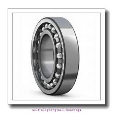 55 mm x 100 mm x 25 mm  NKE 2211-K self aligning ball bearings