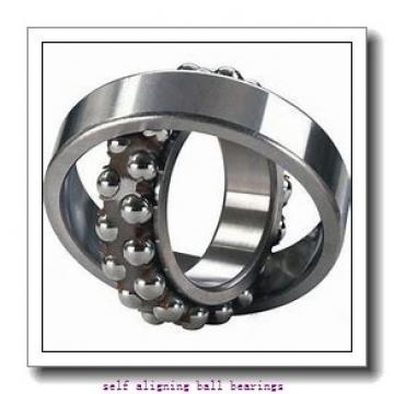35 mm x 80 mm x 21 mm  NSK 1307 self aligning ball bearings