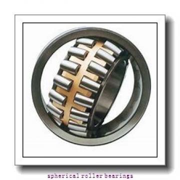 110 mm x 240 mm x 80 mm  ISO 22322 KW33 spherical roller bearings