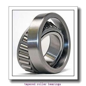 69,85 mm x 127 mm x 36,17 mm  FBJ 566/563 tapered roller bearings