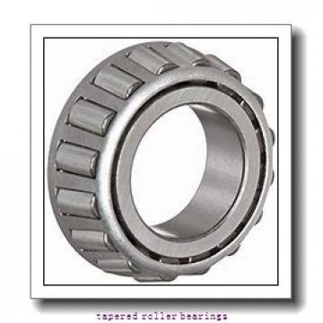 60 mm x 95 mm x 27 mm  FBJ 33012 tapered roller bearings