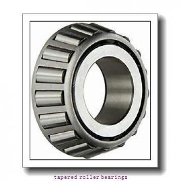63,5 mm x 123,825 mm x 36,678 mm  NTN 4T-559/552 tapered roller bearings