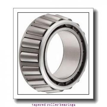 105 mm x 190 mm x 36 mm  FAG 30221-XL tapered roller bearings