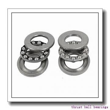 110 mm x 200 mm x 38 mm  SKF NJ 222 ECM thrust ball bearings