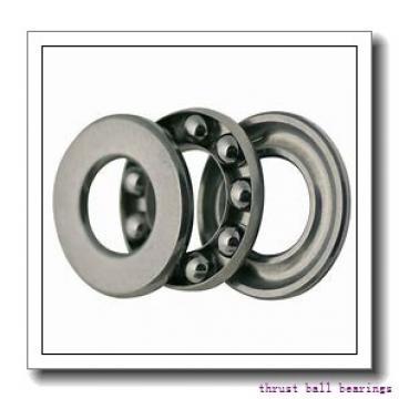 45 mm x 75 mm x 15 mm  SKF BSD 4575 CG thrust ball bearings