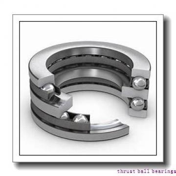 FBJ 2925 thrust ball bearings