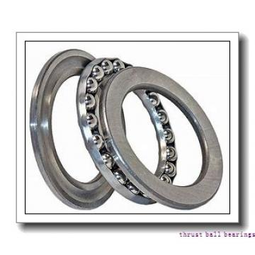 FBJ 3918 thrust ball bearings