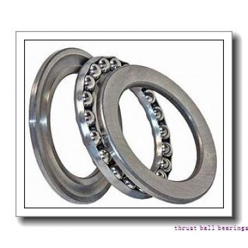 ISB 51140 M thrust ball bearings