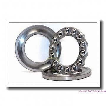FBJ 3912 thrust ball bearings