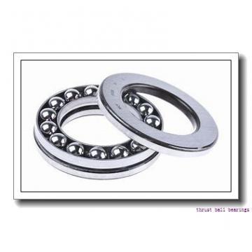 NACHI 51114 thrust ball bearings