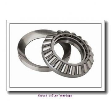 220 mm x 360 mm x 29 mm  NACHI 29344E thrust roller bearings