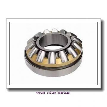 190 mm x 270 mm x 18 mm  SKF 81238M thrust roller bearings