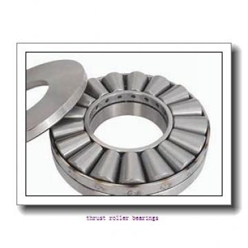 120 mm x 180 mm x 25 mm  IKO CRBC 12025 UU thrust roller bearings