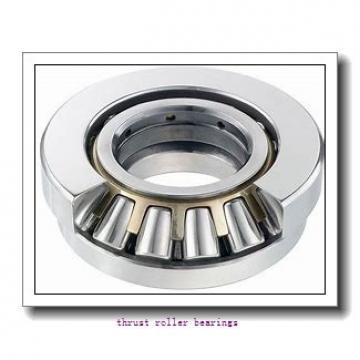 25 mm x 42 mm x 3 mm  NBS 81105TN thrust roller bearings