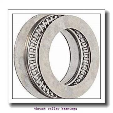 250 mm x 380 mm x 22 mm  ISB 353005 thrust roller bearings