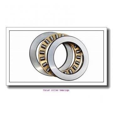 INA 81138-M thrust roller bearings