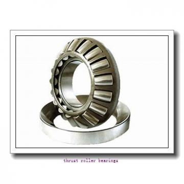 260 mm x 360 mm x 19 mm  KOYO 29252 thrust roller bearings
