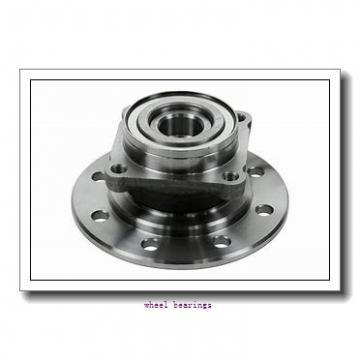 Toyana CX544 wheel bearings