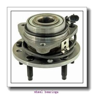 Ruville 8453 wheel bearings