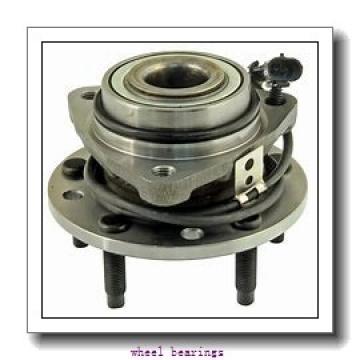 Toyana CX629 wheel bearings